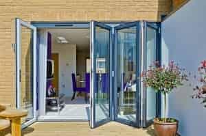 Bi-folding doors Chelmsford Essex