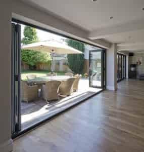 Bi-fold doors Chelmsford Essex