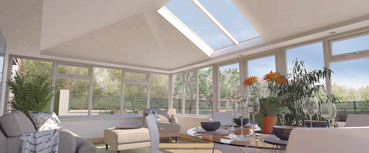 Tiled Conservatory Roofs Chelmsford Essex