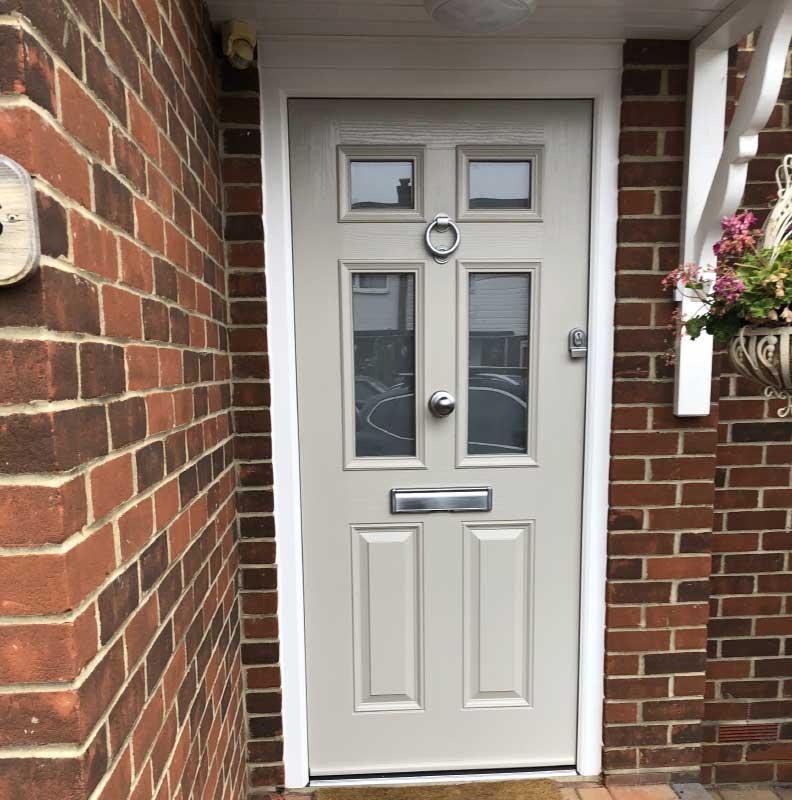 uPVC front door, Chelmsford