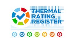 thermal rating register Logo